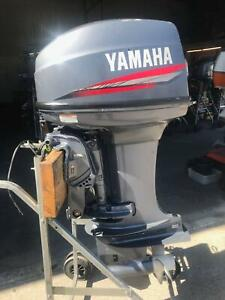 40hp Yamaha CV Outboard Southport Gold Coast City Preview
