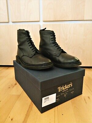 Trickers 190 Anniversary Tramping Boots Leather NEARLY NEW John Lobb Cheaney APC