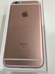 iPhone 6s - 128GB - Rose Gold