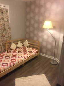 Room occupancy for girl (Wanless and McLaughlin)