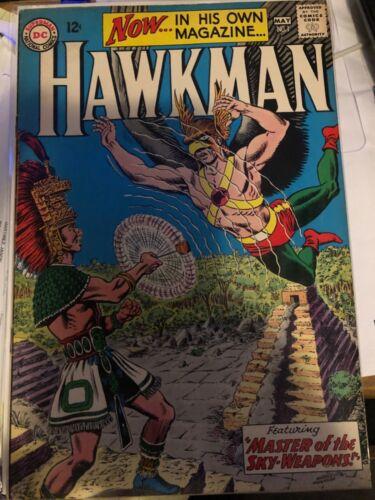 Hawkman 1 very good condition