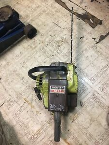 Old 1972 - 1976 Pioneer Easy Arc Chainsaw