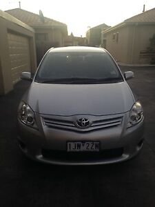 Selling Toyota Corolla ZRE 2011 Sunshine West Brimbank Area Preview