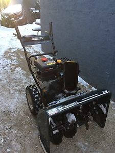 "28"" snowblower"