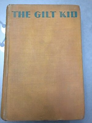 The Gilt Kid James Curtis 1936 First Edition  London Underworld Crime