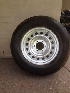 Hilux spare tyre 2012 Stretton Brisbane South West Preview