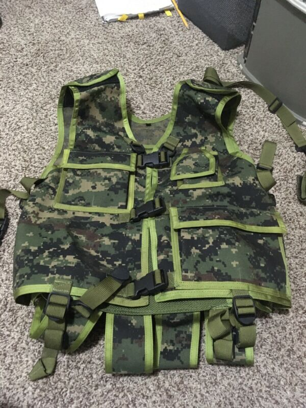 OPS Gear Paintball Tactical Vest