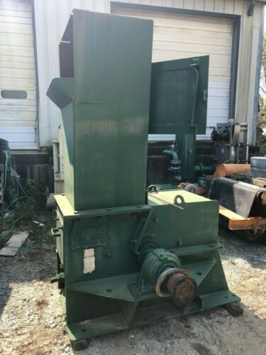 Williams Patent Crusher & Pulverizer Co. Hammer Mill w/ 100 HP Electric Motor