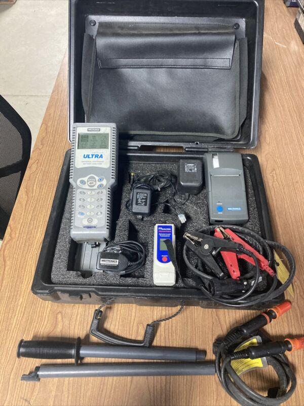 Midtronics Celltron Ultra Universal Stationary Battery Analyzer