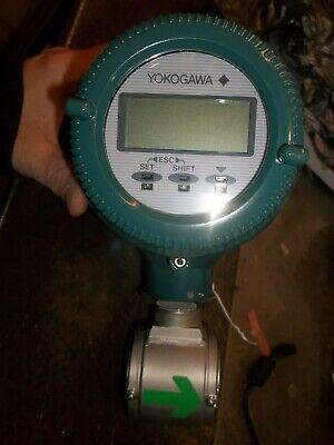 Nib Yokogawa Axf025g-d2al1l-aa21-21bch Magnetic Flow Meter 2mpa Max Wl122