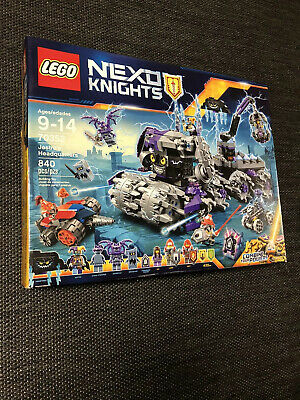LEGO Nexo Knights 70352 Jestro's Headquarters -  NEW Sealed (shelfwear)