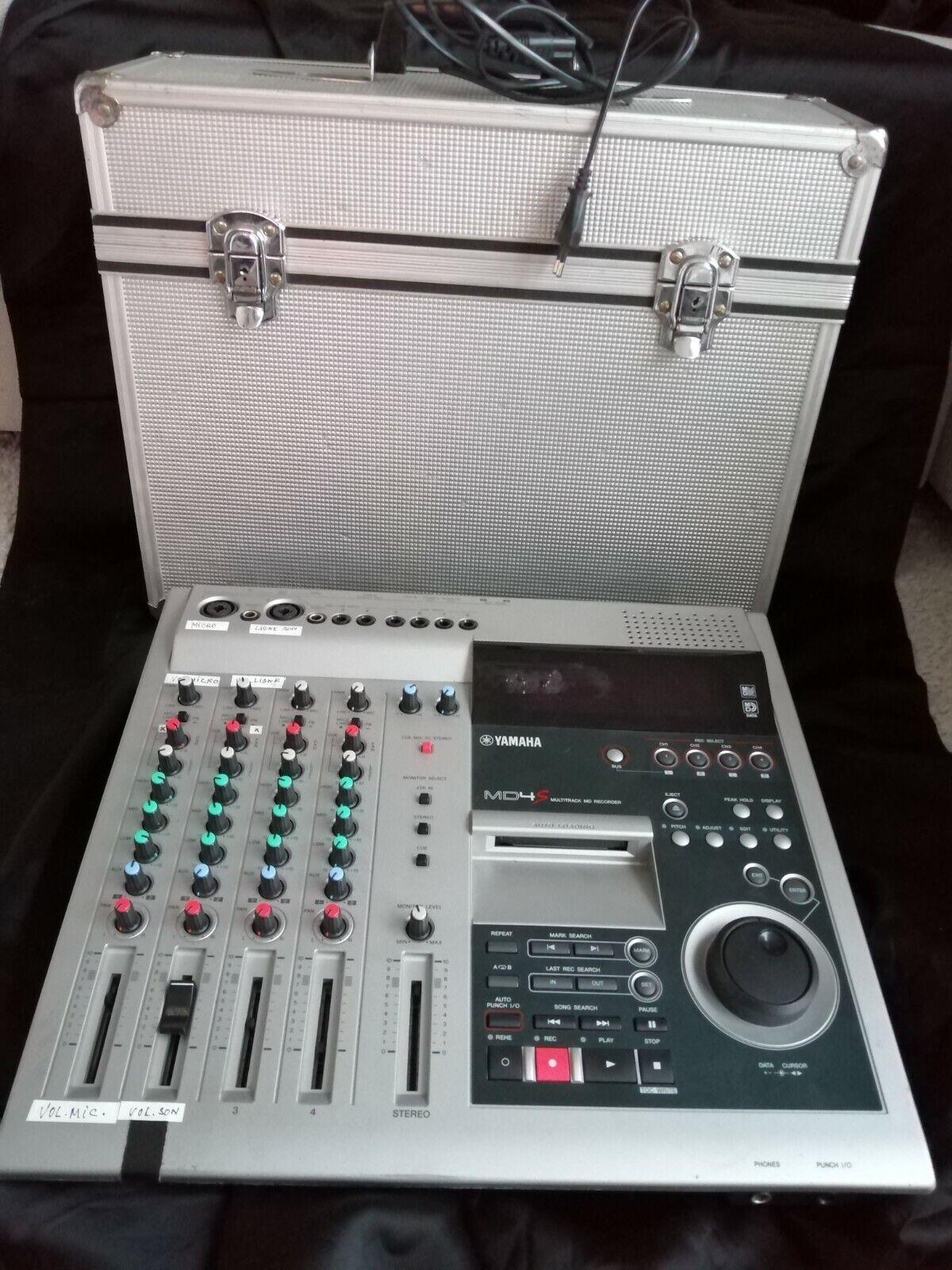 Table de mixage yamaha md4s
