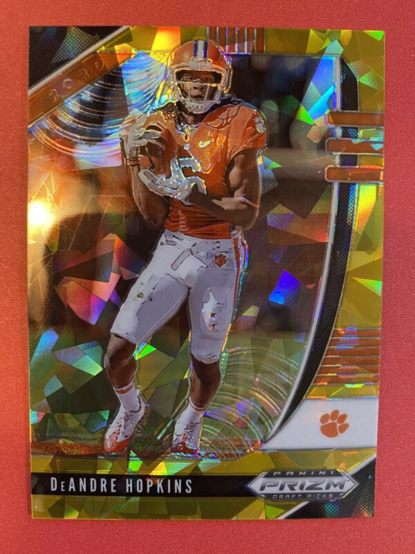 Deandre Hopkin Football Card Database Newest Products Will Be Shown First In The Results 50 Per Page