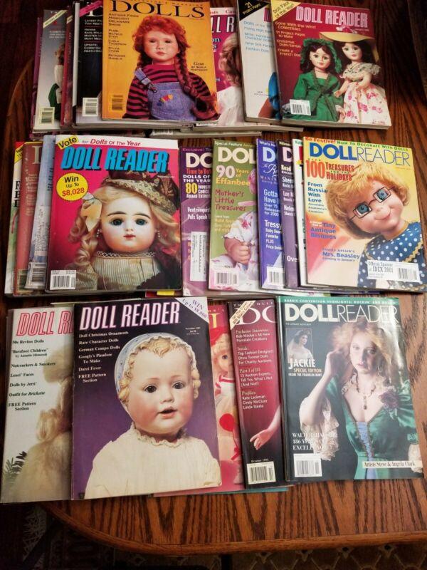 Doll Reader Magazines Vintage And Dolls Magazine Vintage