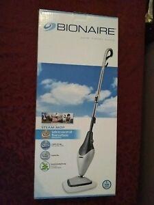 Bionaire Steam Mop by Sensio Bionaire brand new 1500 watt lightweight