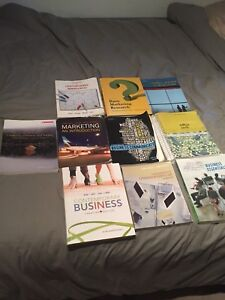 NSCC BUSINESS TEXTBOOKS FOR SALE CHEAP