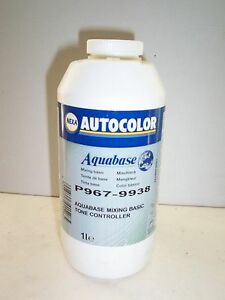 nexa aquabase tinter litre waterbased paint