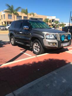2005 Toyota LandCruiser SUV Tapping Wanneroo Area Preview