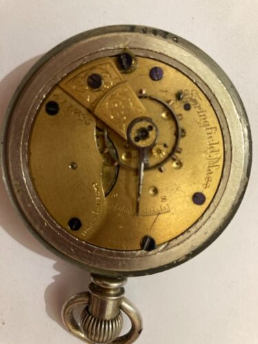 Old chunky  pocket watch