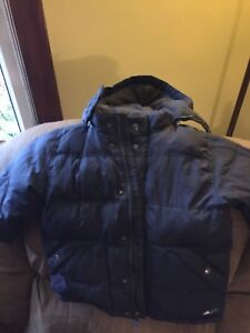 Winter jackets and snow suits