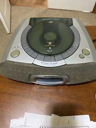 Philips AJ3936/17 Stereo Clock CD Player AM FM Radio Dual Alarm Tested