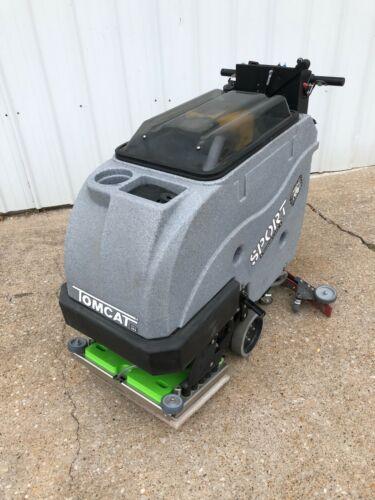 "Tomcat 20"" Walk Behind Orbital Edge Sport Automatic Floor Scrubber"