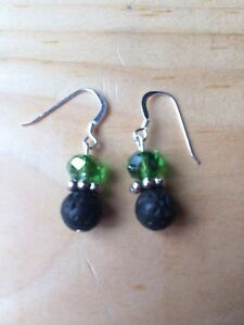 Aromatherapy Essential Oil Diffuser Earrings  London Ontario image 1