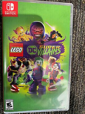 LEGO DC Super-Villains Standard Edition - Nintendo Switch