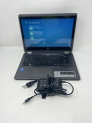 Acer Aspire R3-431T 3205U/BT/4G/500GB/4L3.5/14.0/TOUCH With Replacement Charger