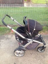 GOOD CONDITION. STEELCRAFT BABY CAPSULE GREAT FOR A PRAM. Banyo Brisbane North East Preview