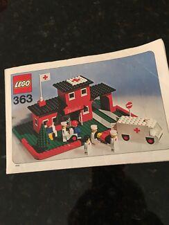 1980 Lego