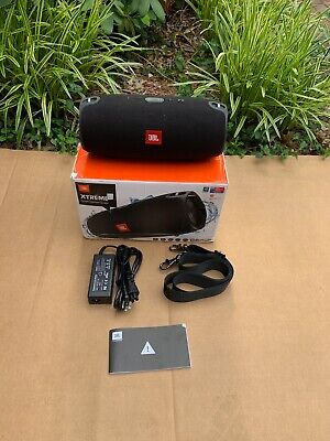 JBL Xtreme Portable Wireless Bluetooth Speaker (Black) comprar usado  Enviando para Brazil