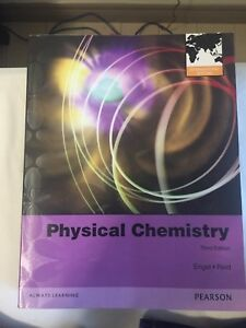 A physical chemistry book