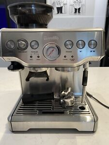 BES870 Breville coffee machine