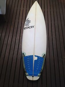 STACEY SURFBOARD 5'3 Curl Curl Manly Area Preview