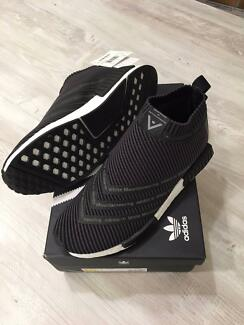 Adidas NMD R1 White Mountaineering City Sock S80529 Mens 9.5US