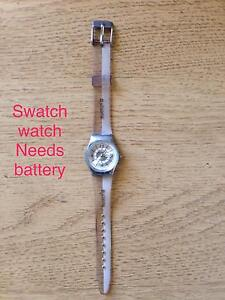 Swatch watch Como South Perth Area Preview