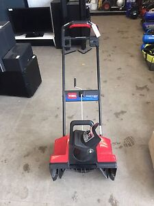 50% OFF Electric Snowblower