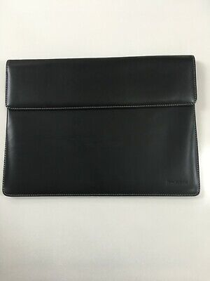 """Brookstone Leather File suitable for 13"""" MacBook Air Used but good condition segunda mano  Embacar hacia Argentina"""