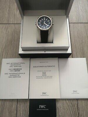 IWC Aquatimer Automatic IW329001 Wrist Watch for Men
