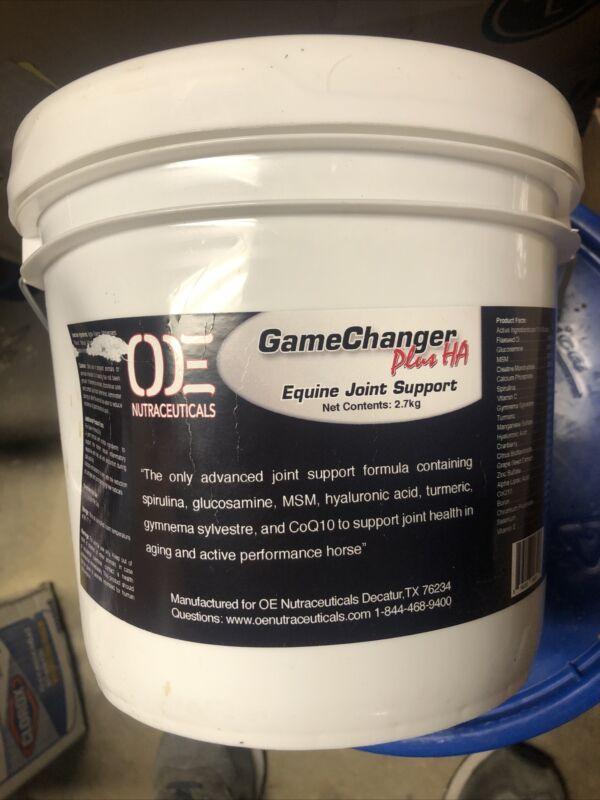 OE Nutraceuticals Gamechanger Equine Joint Support 2.7kg (95.2oz)