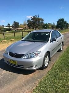 2003 Toyota Camry Altise - LOW KM!! - CHEAP!!