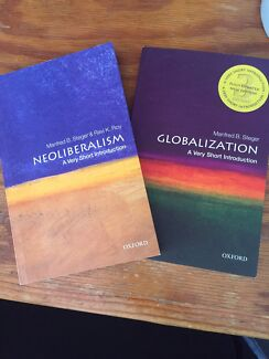 Mini books - Intro to Neoliberalism & Globalization
