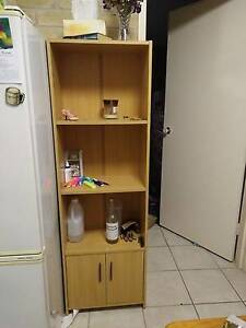 2 x Bookcases and 1 Shelf, sold all together or individually Maryland Newcastle Area Preview