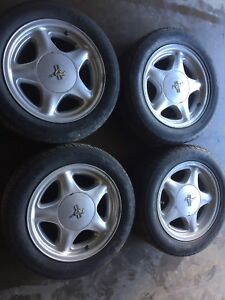 Mustang pony wheels
