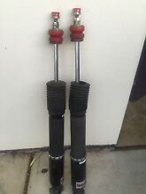 Pedders extreme adjustable rear coilover shocks Vt vx vy vz (sedan) Mitchell Park Marion Area Preview