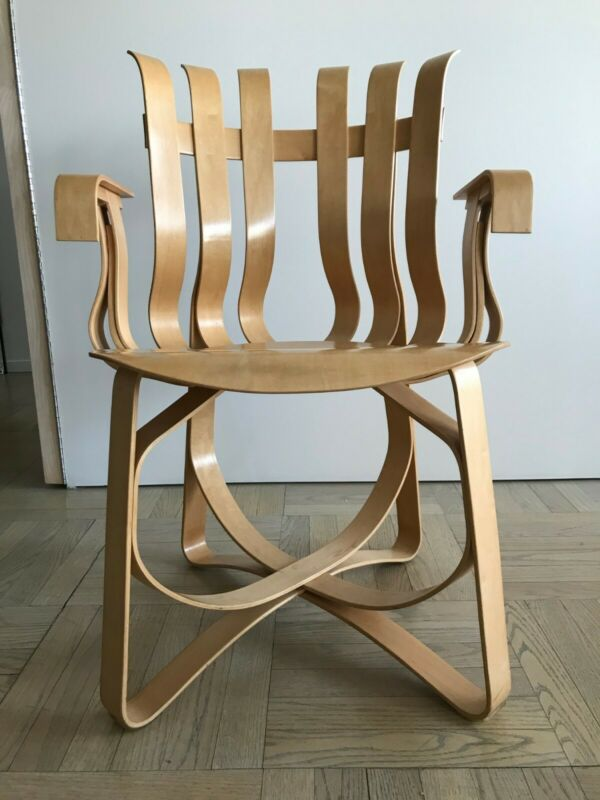 Frank Gehry Hat Trick Chair - Knoll
