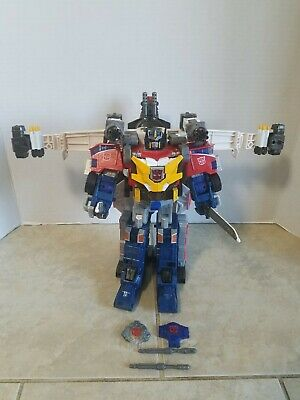 Transformers Cybertron Sonic Wingsaber Optimus Costco 2 pack