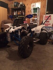 Yamaha banshee for trade or cash