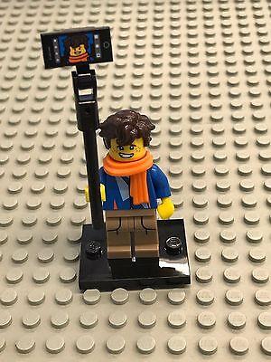 LEGO - The LEGO Ninjago Movie Minifig - Jay Walker 71019